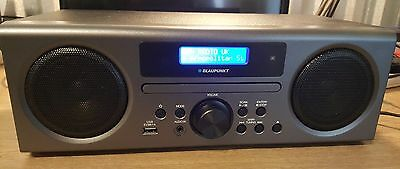 Blaupunkt BPHF-1 All-In-One Hi-Fi with Bluetooth, USB, DAB FM Radio - READ