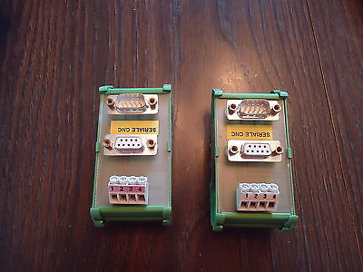 2 New Marsilli & Co. Pc Boards #80000817 & M.f. Comp.
