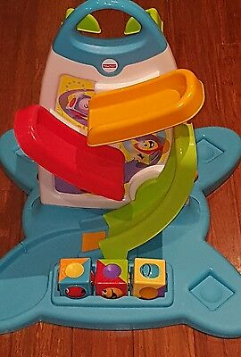 Activity stand by Fisher Price