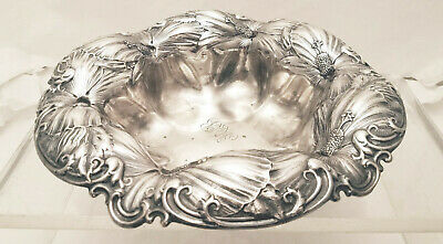 Whiting Sterling Centerpiece / Fruit-bowl #6072