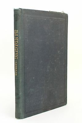 A Manual of Bandaging Henri Leonard 1877 Antique Vtg Medical Book Post Civil War