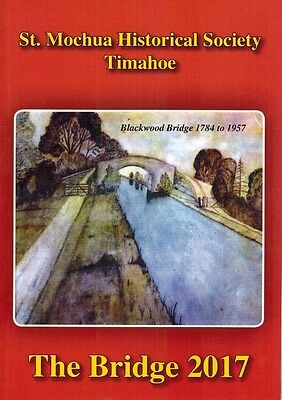 The Bridge 2017 Journal Local History Timahoe Historical Society Kildare Canal
