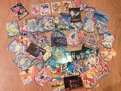 Pokemon cards TV animation tops edition bundle. Rare cards holo