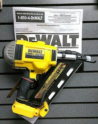 DeWalt Framing Nailer | DCN692 | XR Brushless | 20Volt | Ships Fast