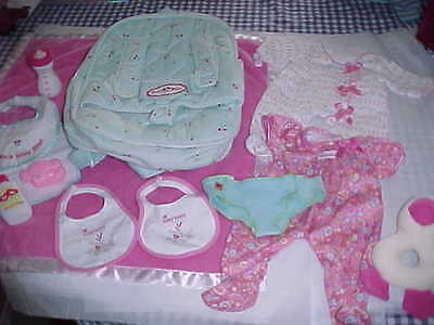 American Girl Bitty Baby Clothes  Lot