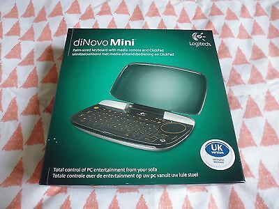 logitech dinovo mini keyboard wireless