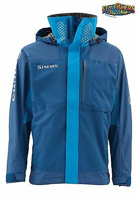 Simms Challenger Jacket - Cobalt - L - NEW - DISCOUNTED - FREE SHIPPING