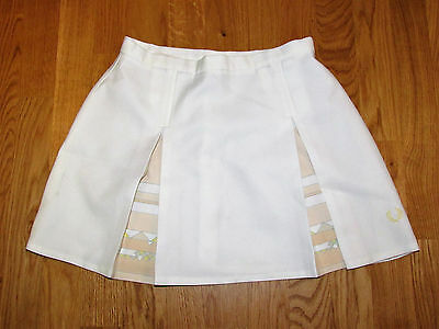 Fred Perry Tennis Vintage Skirt Size 16
