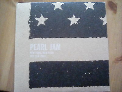 Official Bootleg Pearl Jam New York 2 Disc CD Live 2003 Tour Gig