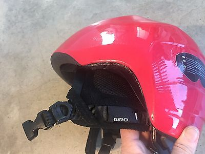 Giro childrens ski helmet