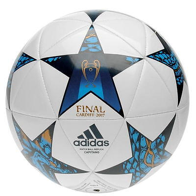Adidas Original Ball Champions League FInal 2017 Cardiff UEFA Football Size 5