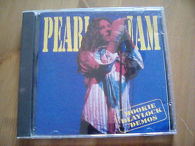 Pearl Jam CD Mookie Blaylock Demos