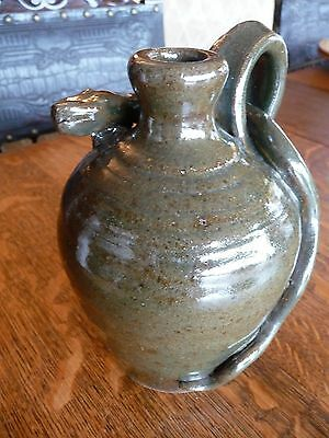 "Incredible BB (Burlon) Craig, Vale, NC 7"" Snake Jug"