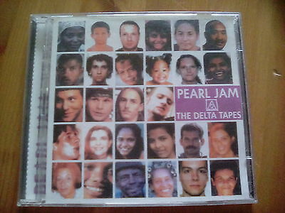 Pearl Jam The Delta Tapes 2 Disc CD Live Utah 1995 Tour Gig