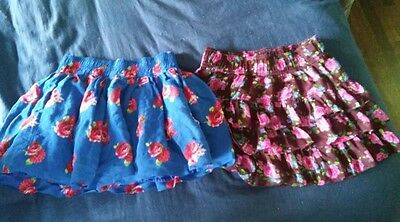 Abercrombie skirt lot, size large girls youth