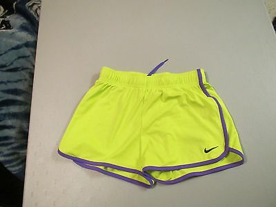 Girls Nike Athletic Shorts Size Medium 2 Pairs
