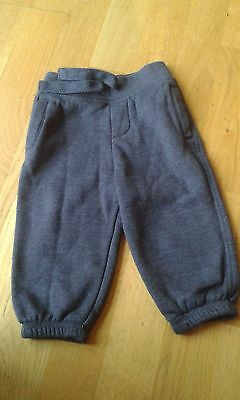 baby boy jogging bottoms trousers 9 - 12 months