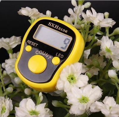Finger Tally Counter LED Digital Buy 1 Get One Free SALE