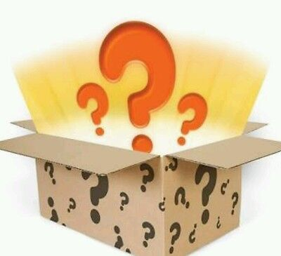 Mystery jewellery box 50 various items FREE gifts all new tagged. FREE POSTAGE