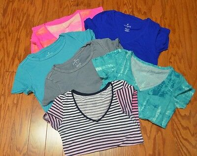 American Eagle Lot Women's Shirts Size Small