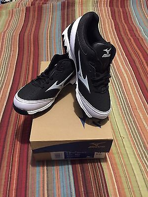 Mizuno Fastpitch Cleats Steel Women's Size 8