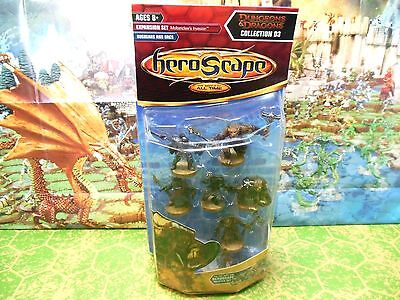 Heroscape Bugbears and Orcs NIB from Wave 13/D3 Moltenclaw's Invasion