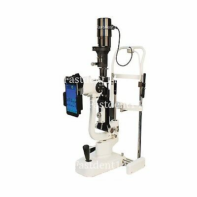 New Slit Lamp Adapter MicroscopeTelescope Eyepiece Smartphone tablets