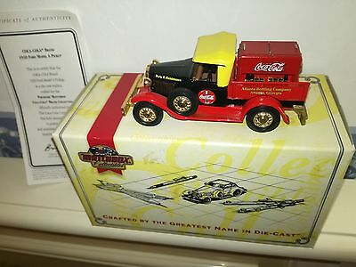Matchbox - Collectibles - Crafted By Greatest Name - In Die Cast - Coca Cola