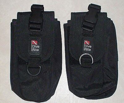 Dive rite weight pouch
