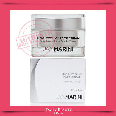 Jan Marini Bioglycolic Face Cream 2% Azelaic Acid 60ml 2oz NEW FAST SHIP