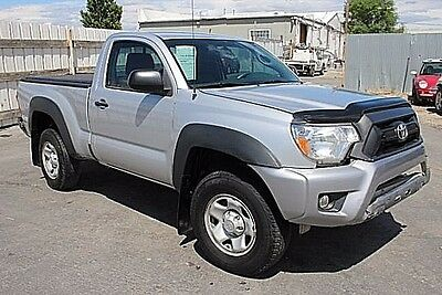 2013 Toyota Tacoma Regular Cab 4WD 2013 Toyota Tacoma Regular Cab 4WD Wrecked Repairable Gas Saver Nice Project!!