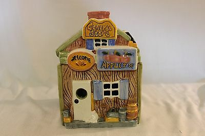 General Store Cookie Jar