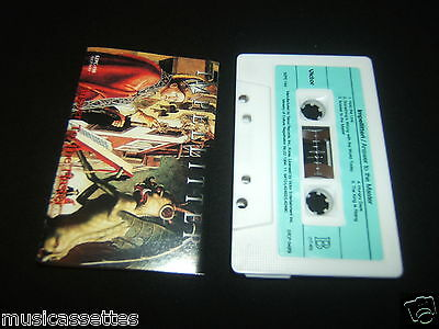 Impellitteri Answer To The Master Cassette Tape
