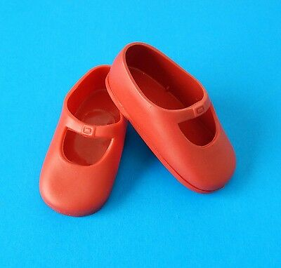 """Vintage Ideal 16"""" Shirley Temple Doll Shoes"""