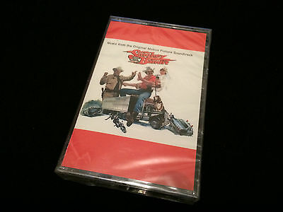 Smokey And The Bandit Soundtrack Factory Sealed Usa Cassette Tape
