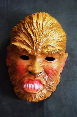 Topstone Teenage Werewolf Halloween Mask Vacuform