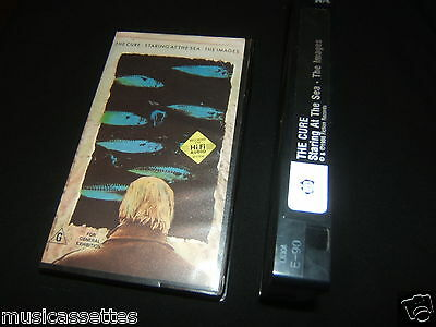 The Cure Staring At The Sea Australian Vhs Video Pal Format