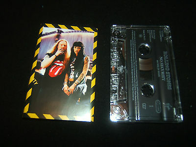 The Rolling Stones No Security Eu Cassette Tape
