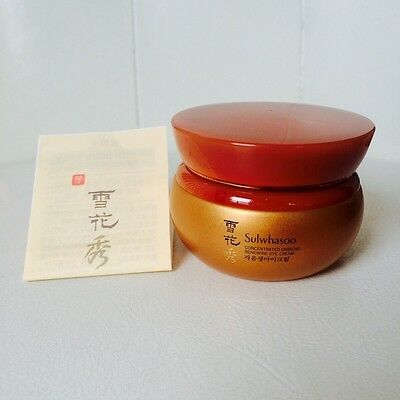 Authentic Sulwhasoo Concentrated Ginseng Eye Cream (25ml) 雪花秀