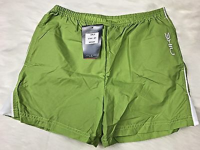 Vintage Nike Girls/med Athletic Shorts Elastic Waist W/adjustable Cord New/tags