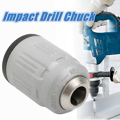 13MM Professional Keyless Drill Chuck With Lock for MERRY MAKITA HITACH