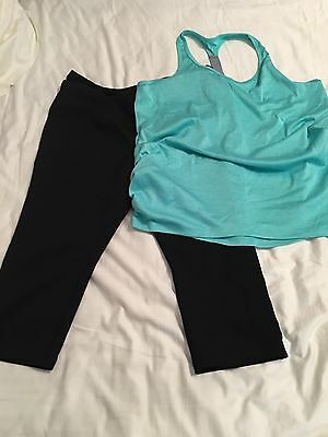 Old Navy Active Wear Maternity XL