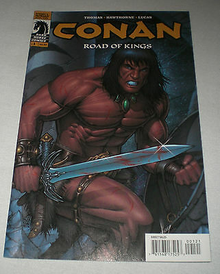 CONAN: ROAD OF KINGS #1 Dale Keown VARIANT NM Dark Horse Comics