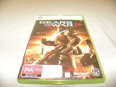 Xbox 360 Gears of War 2 Game