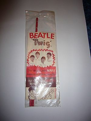 The Beatles TWIG Game Original 1965 - Perfect condition / Unused FREE SHIPPING