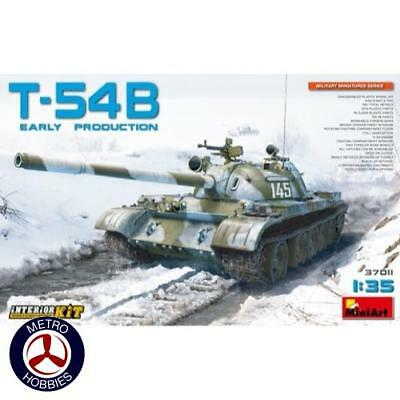 Miniart 1/35 T-54 B Soviet Medium Tank Early Production Interior Kit MA37011 Bra