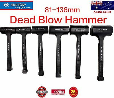 KING TONY 227--1814g  high quality alloy steel Dead Blow Hammer Made in Taiwan