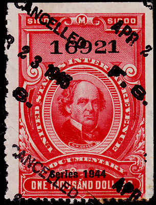 R410, 1944 $1,000 Big red - Elusive high value