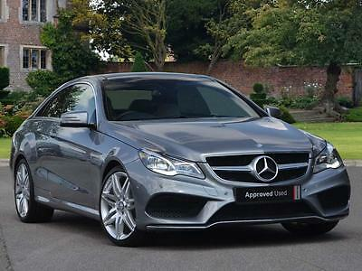 Mercedes-Benz E Class 2013 Diesel E250 CDI AMG Sport 2dr 7G-Tronic Coupe