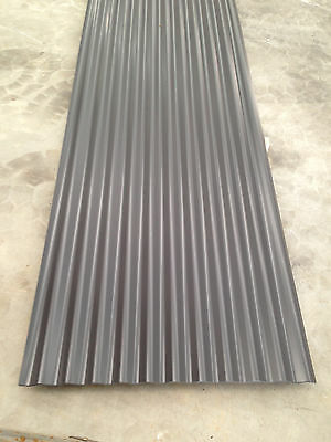Corrugated Iron Colorbond® Roofing Sheets Cut To Length Choose Your Colour